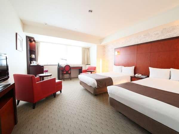 メルキュールホテル銀座東京の客室