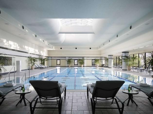 リーガロイヤルホテル東京のプール