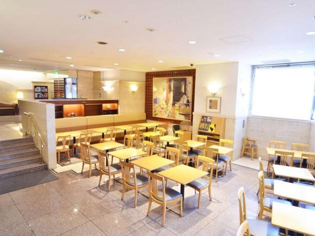 アートホテルズ浜松町のレストラン