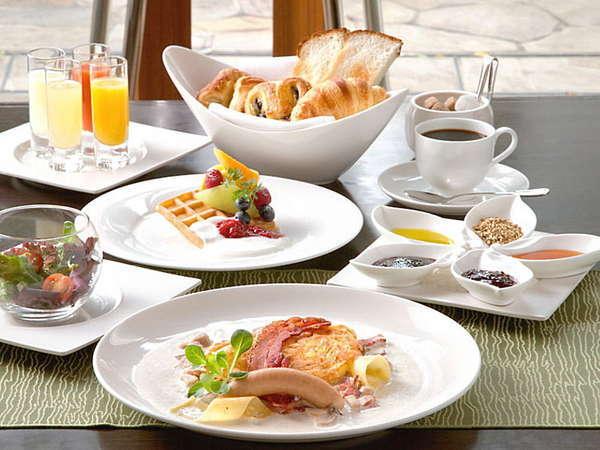 シェラトン都ホテル東京の朝食