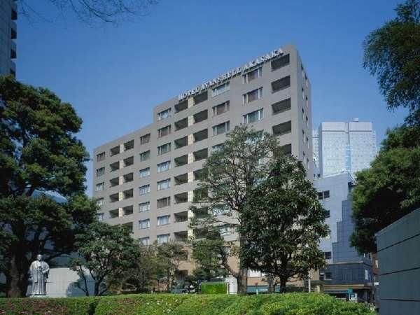 赤坂の隠れ家的ホテル「ホテル アバンシェル赤坂」