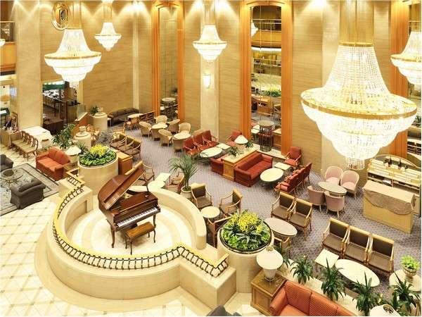パレスホテル立川のロビー