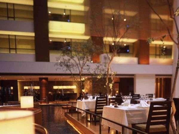 ストリングスホテル東京インターコンチネンタルのレストラン