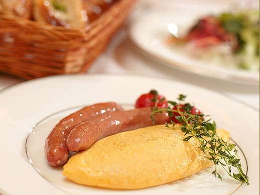 ストリングスホテル東京インターコンチネンタルの朝食