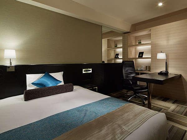 三井ガーデンホテル汐留イタリア街の客室