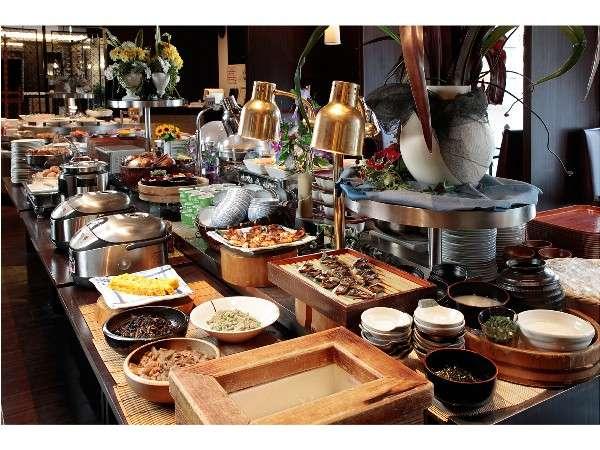 三井ガーデンホテル汐留イタリア街の朝食