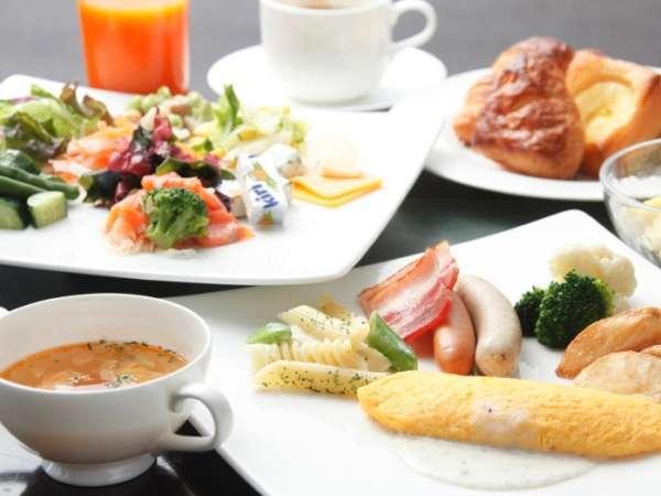 ロイヤルパークホテル ザ 汐留の朝食