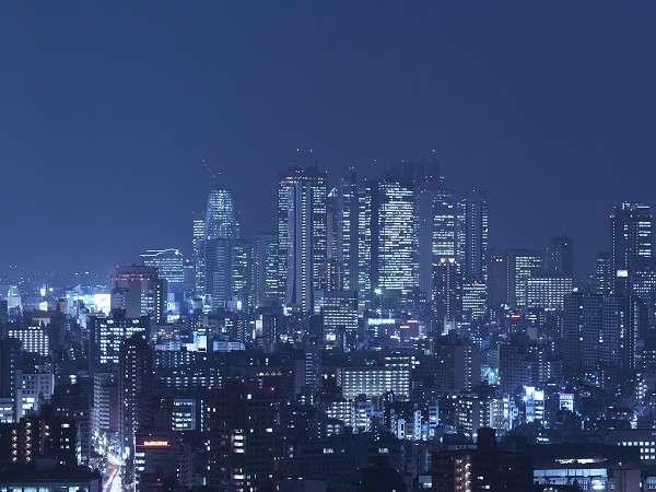 サンシャインシティプリンスホテルからの夜景