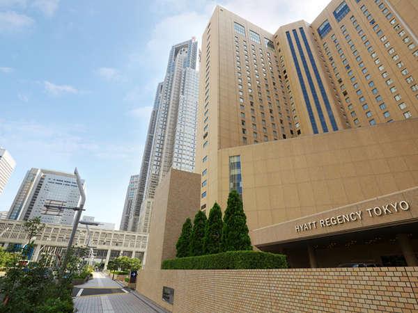 西新宿の伝統ある5つ星ホテル「ハイアット・リージェンシー 東京」