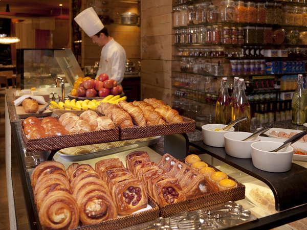 ハイアット リージェンシー 東京の朝食