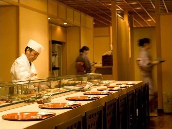 第一ホテル東京のレストラン