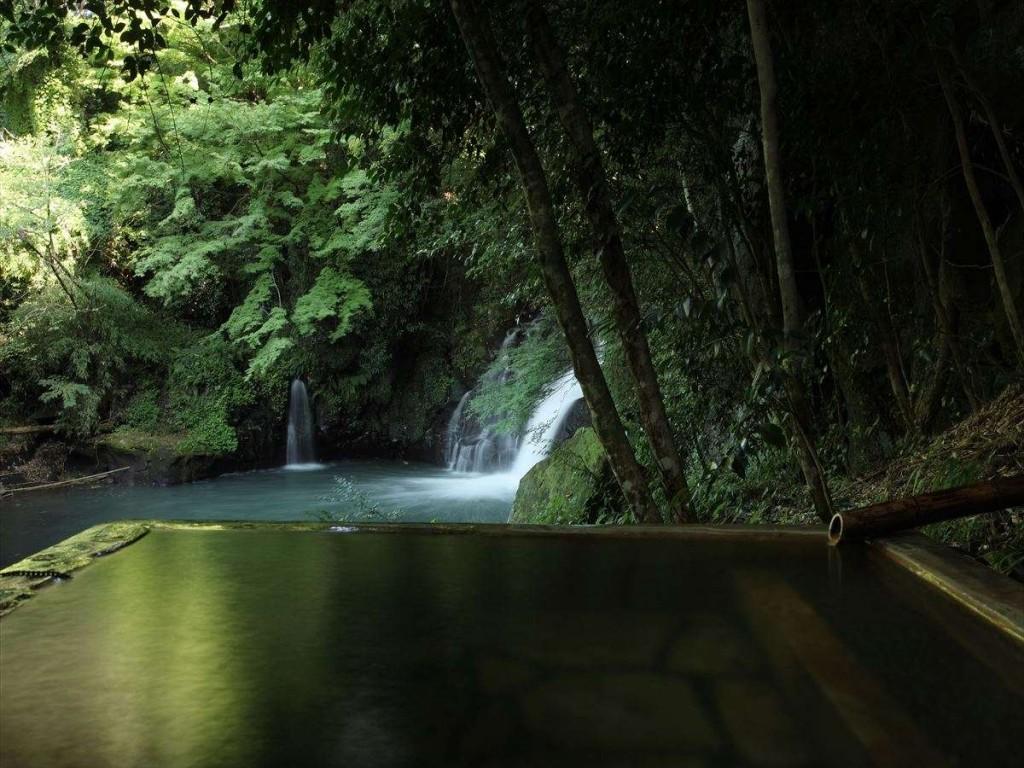 滝の上温泉 お宿花風月