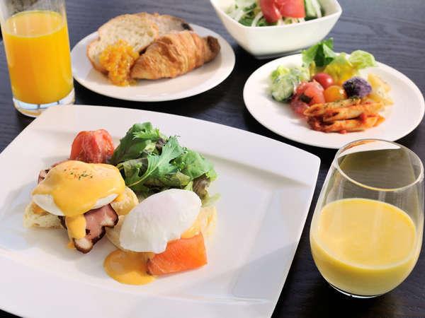 ザ・ゲートホテル雷門 by HULICの朝食