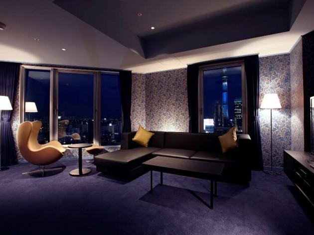 ザ・ゲートホテル雷門 by HULICの客室
