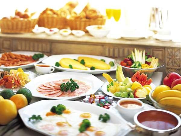 ホテル グランパシフィック LE DAIBAの朝食