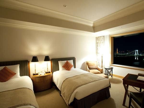 ホテル グランパシフィック LE DAIBAの客室
