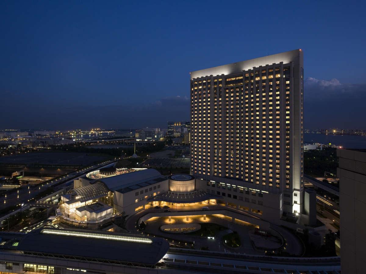 東京のウォーターフロント「お台場」のホテルおすすめランキング