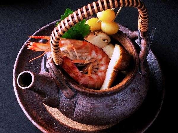 星野リゾート 界 鬼怒川の料理