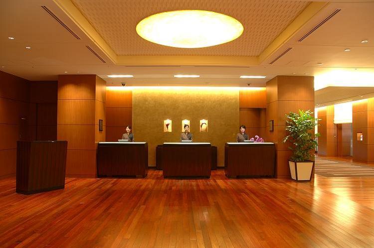 丸ノ内ホテルのロビー
