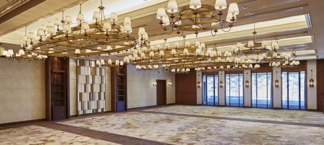 ホテル日航立川 東京の宴会場