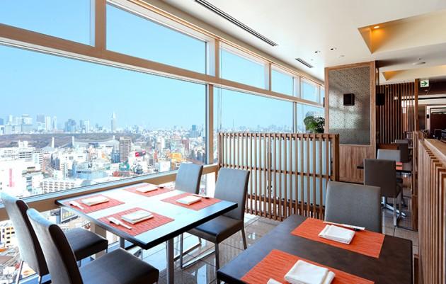 渋谷エクセルホテル東急のレストラン