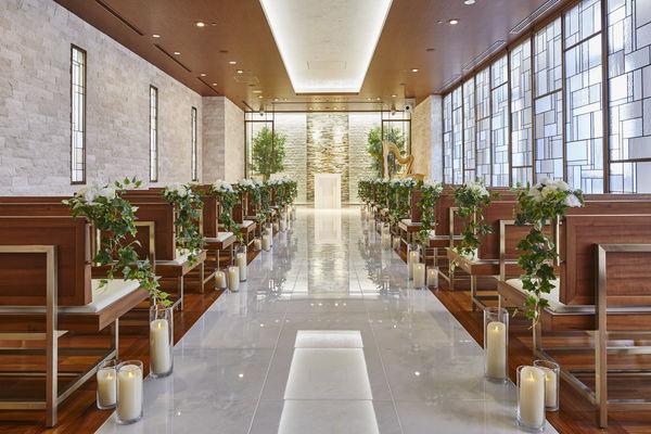 ホテル日航立川 東京のウエディング