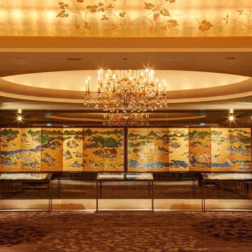 ホテル インターコンチネンタル 東京ベイのロビー