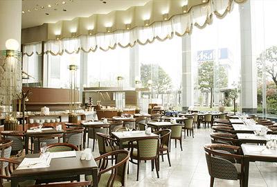 第一ホテル東京シーフォートのカフェ