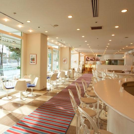 グランドプリンスホテル新高輪のレストラン