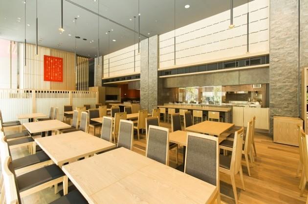 JR九州ホテル ブラッサム新宿のレストラン