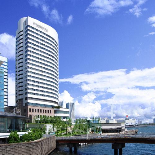 東京の景観を一望できる国際ホテル「ホテル インターコンチネンタル 東京ベイ」