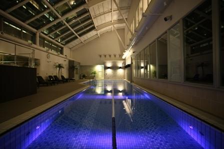 ホテルメトロポリタンのプール