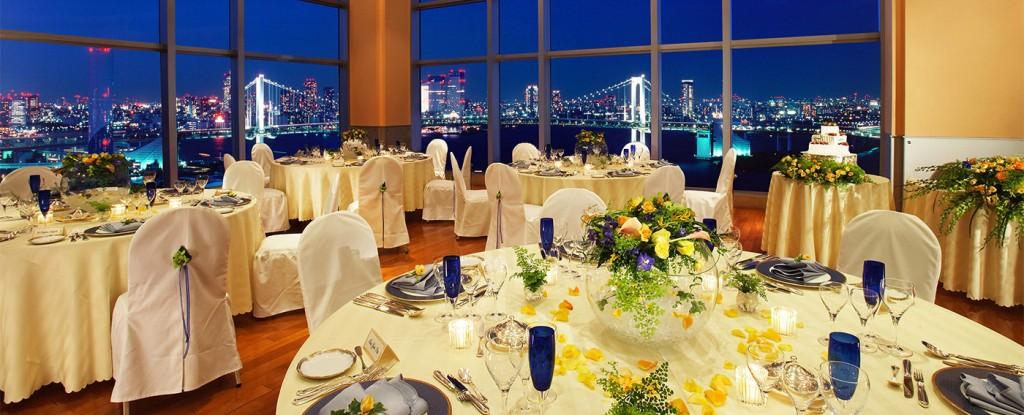 第一ホテル東京シーフォートのパンケットルーム