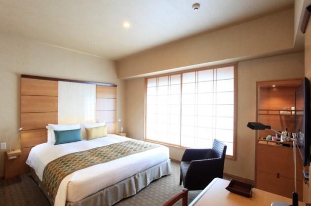 庭のホテル 東京の客室