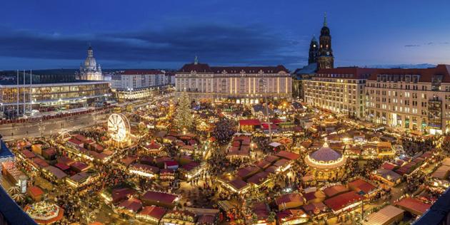 本場ドイツの「世界一」のクリスマスマーケットおすすめ5選