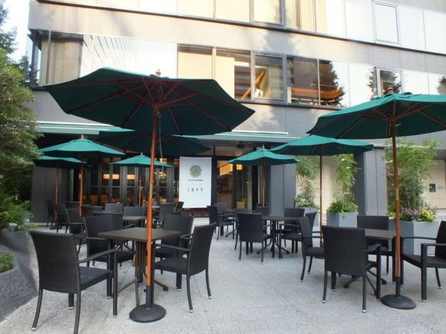 ホテル龍名館お茶の水本店のレストラン