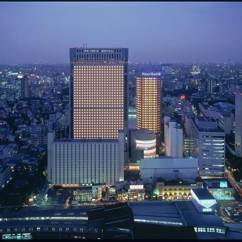 日本最大級の一大エンターテインメントホテル「品川プリンスホテル」