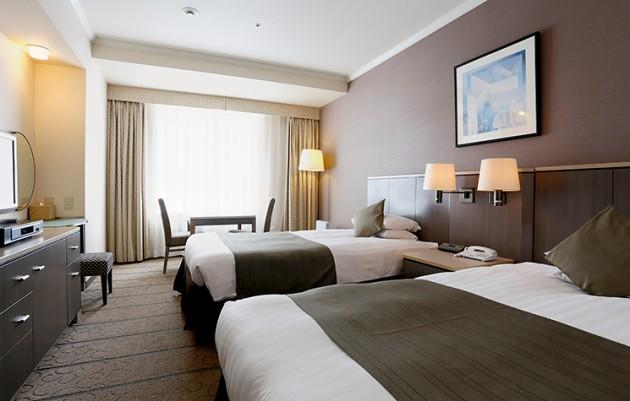 渋谷エクセルホテル東急のスタンダードフロア