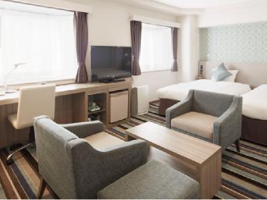 品川プリンスホテル Nタワーの客室