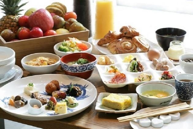 JR九州ホテル ブラッサム新宿の朝食