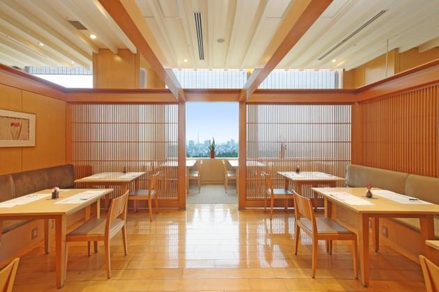 小田急ホテルセンチュリーサザンタワーのレストラン