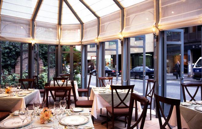 ホテルモントレ ラ・スール ギンザのレストラン
