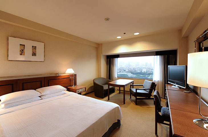 ホテルニューオータニ ガーデンタワーの客室