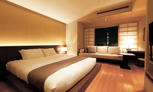 ホテル イースト21東京の客室