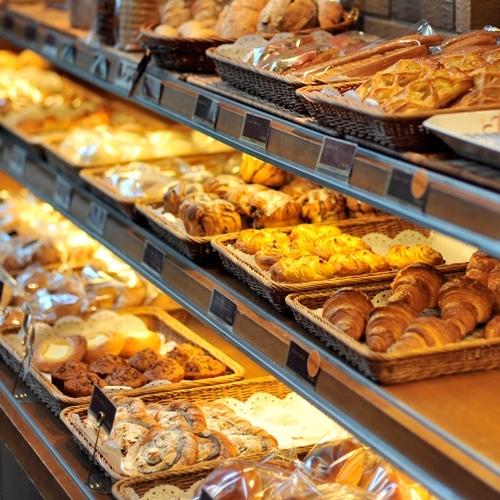 ホテルメトロポリタン エドモントのパン