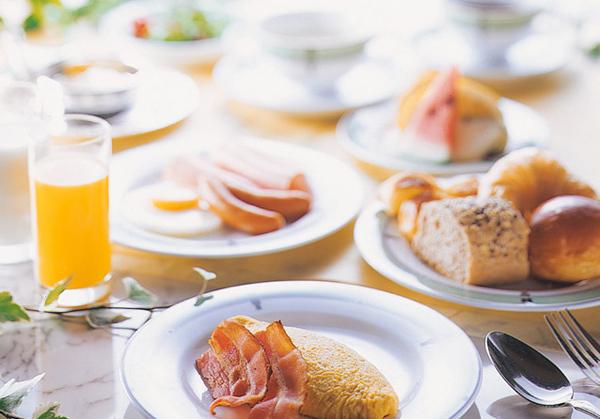 ホテルモントレ ラ・スール ギンザの朝食