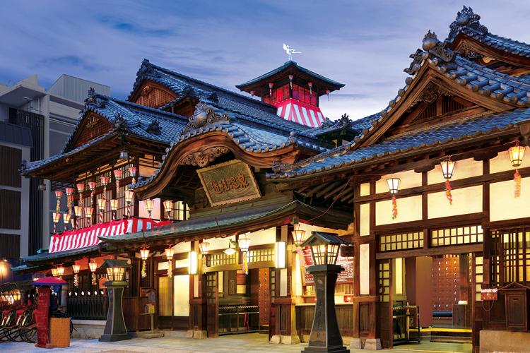 夏目漱石が愛した地。松山「道後温泉」の観光スポットおすすめ6選