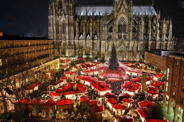 kolnのクリスマスマーケット