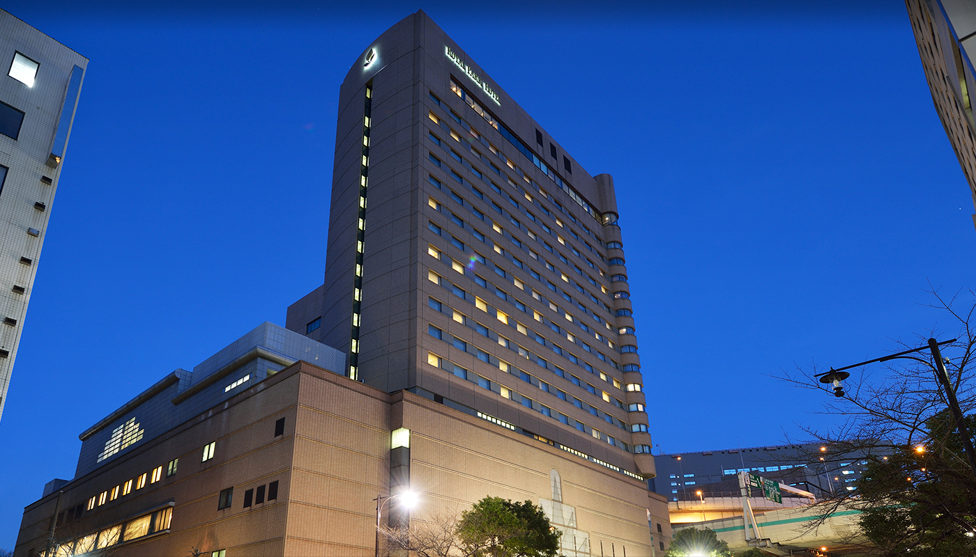 東京・日本橋で上質な時間を過ごす「ロイヤルパークホテル」