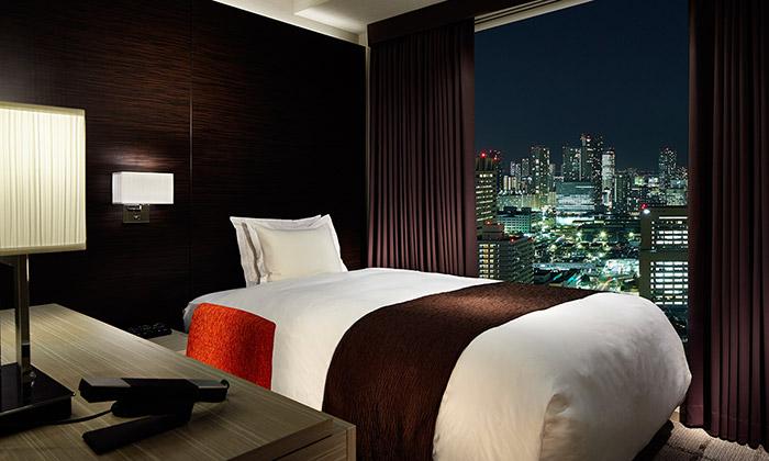 三井ガーデンホテル銀座プレミアの客室